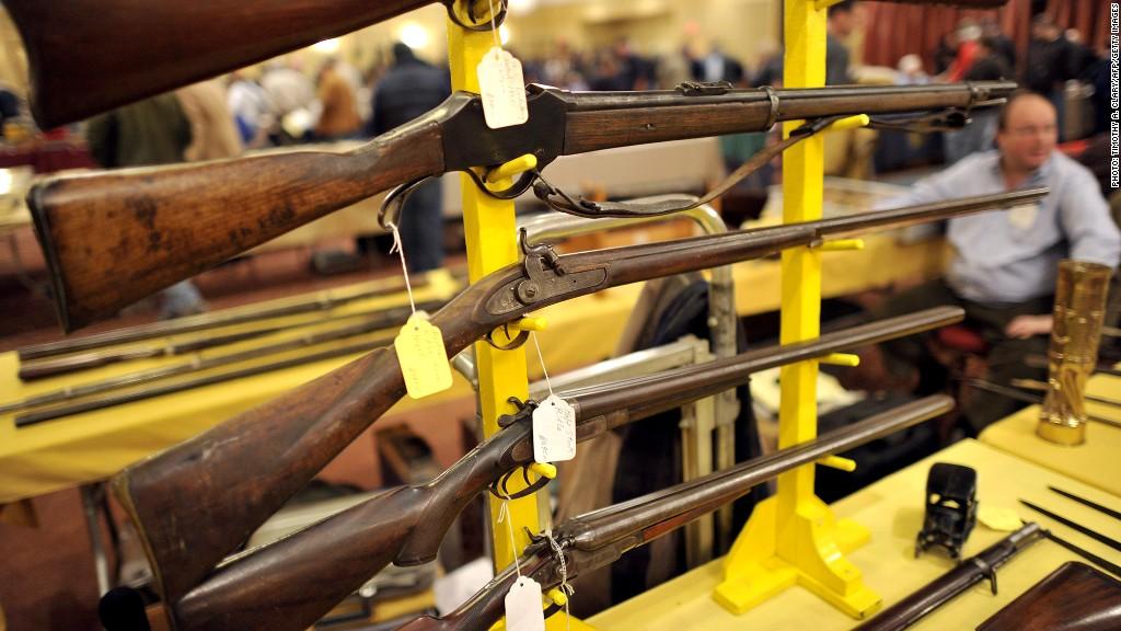 gun shows cancelled