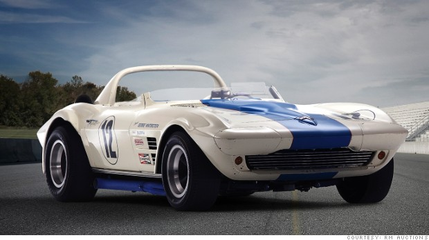 gallery most valuable corvette 1963 grand sport