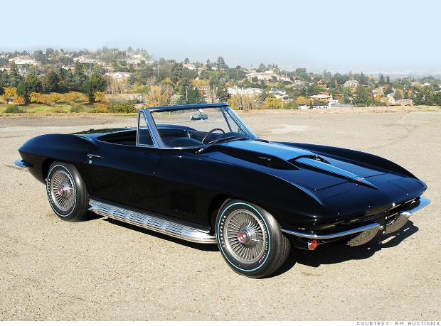 gallery most valuable corvette 1967