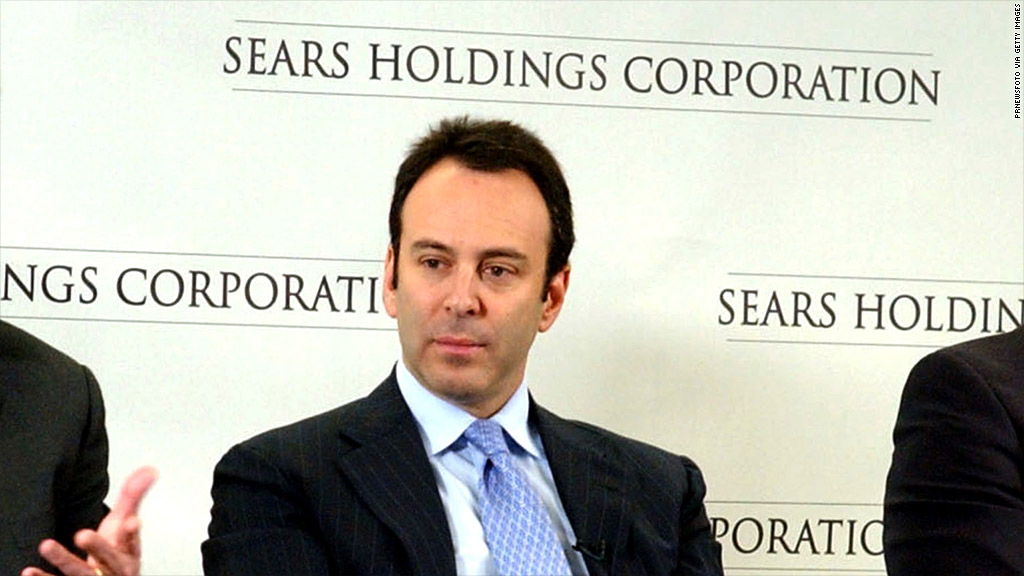 lampert ceo sears