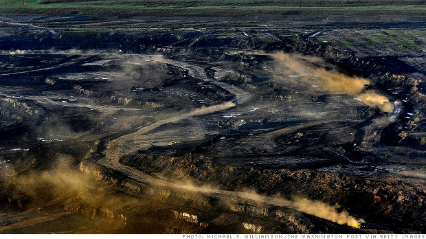 canada oil sands