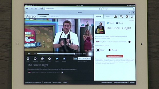 Live, local...illegal? Online TV's new war