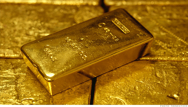 gold bars