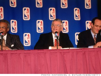 business crisis nba lockout 1999