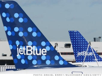 business crisis jetblue