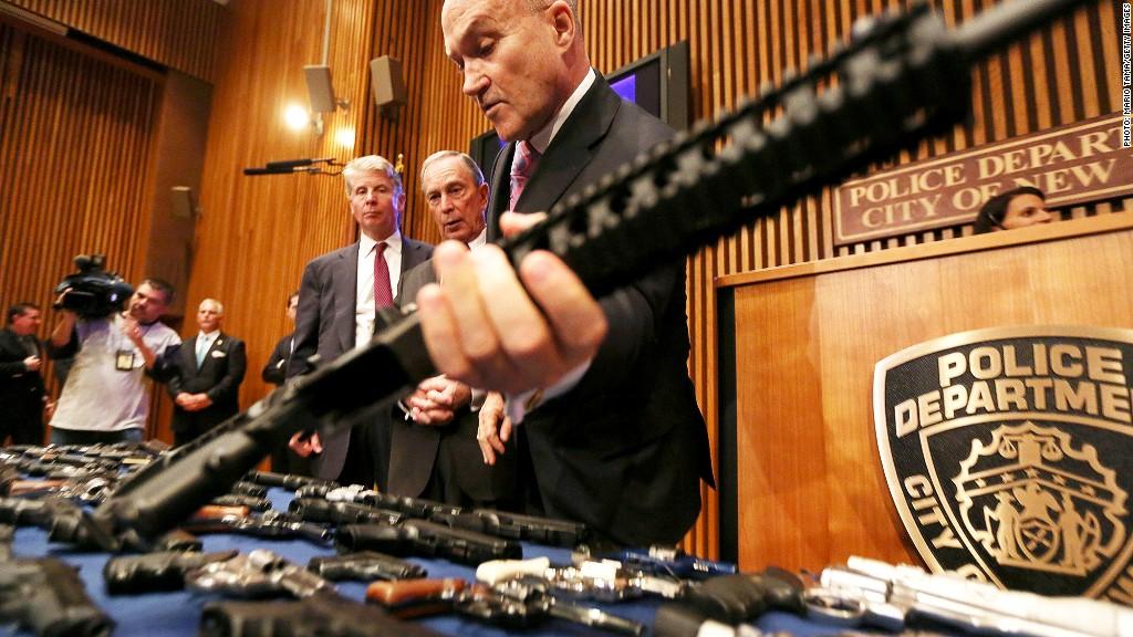 assault rifles new york