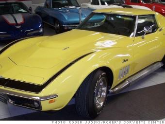 gallery most valuable corvette 1969 zl1