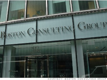 best companies 2013 boston consulting group