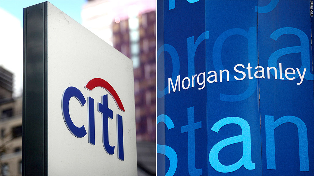 citibank morgan stanley