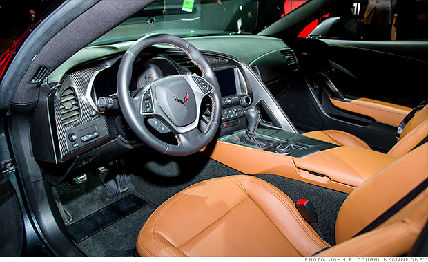 gallery 2014 chevrolet corvette interior