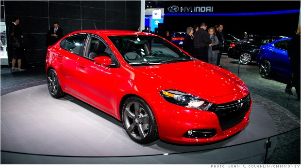 gallery 2013 naias dodge dart gt