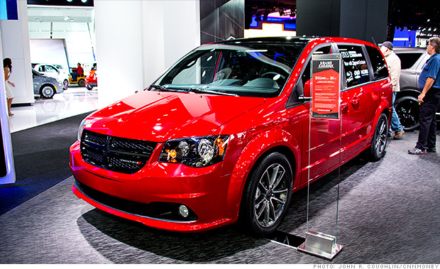 gallery 2013 naias dodge caravan blacktop edition