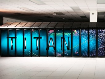 TRE14 titan supercomputer