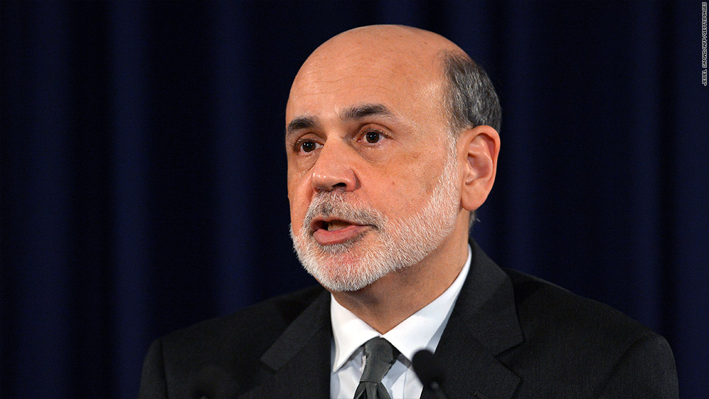 ben bernanke news conference