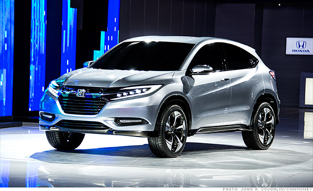 gallery 2013 naias honda urban suv concept