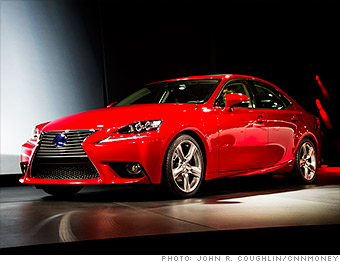 gallery 2013 naias lexus is