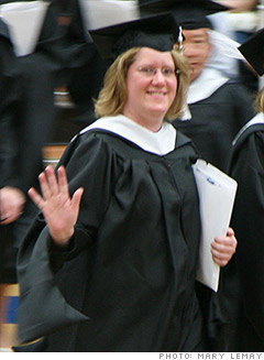 mary lemay masters degree