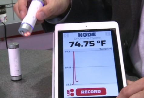 Lo mejor de CES: Node, el sensor que lo mide (casi) todo