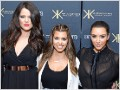 Kardashian sisters face off with small makeup shops over a name