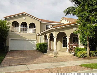 homestead florida foreclosed home