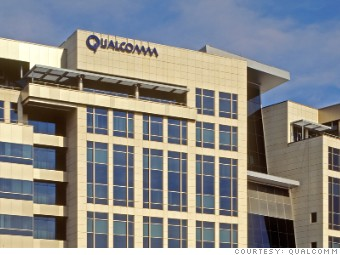 best companies 2013 qualcomm