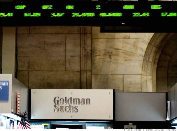 goldman sachs foreclosure issue