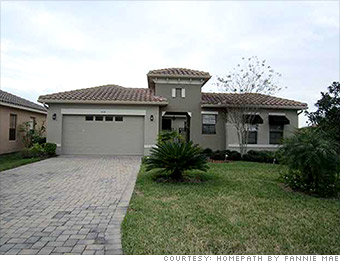 kissimee florida foreclosed home