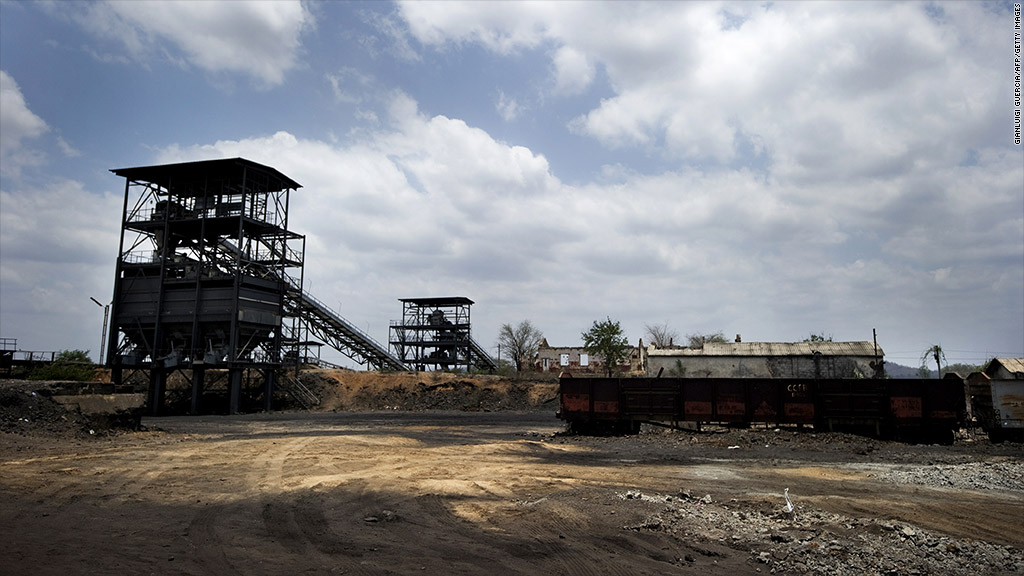 mozambique coal mine