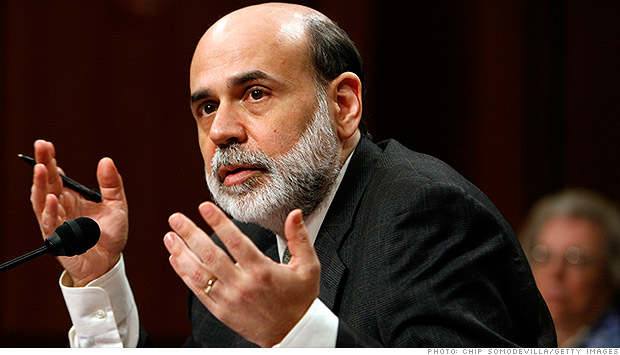 bernanke 2007 transcripts