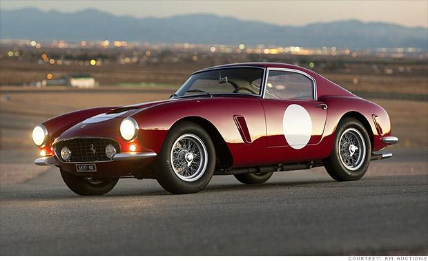 1960 ferrari 250gt swb