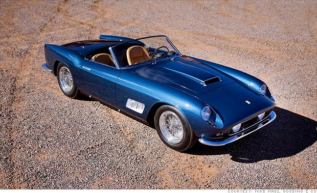 1958 ferrari 250gt spider