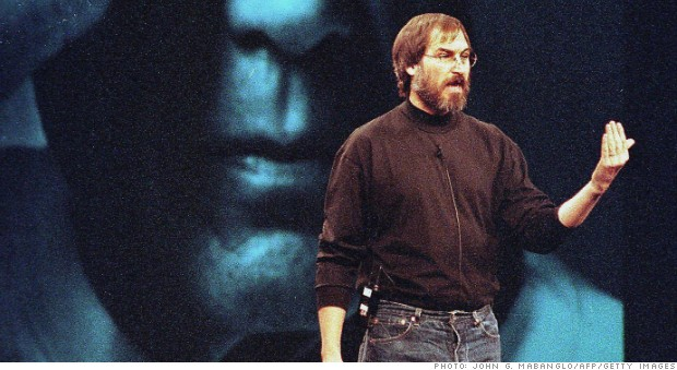 steve jobs 1998 profitable