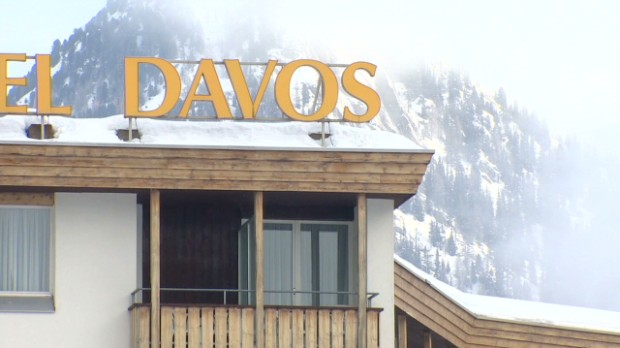 Will U.S. or Europe dominate Davos?