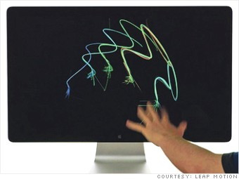 death to mouse leap motion