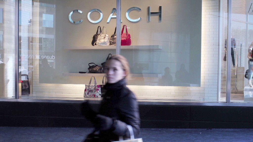 Coach investors left holding the bag