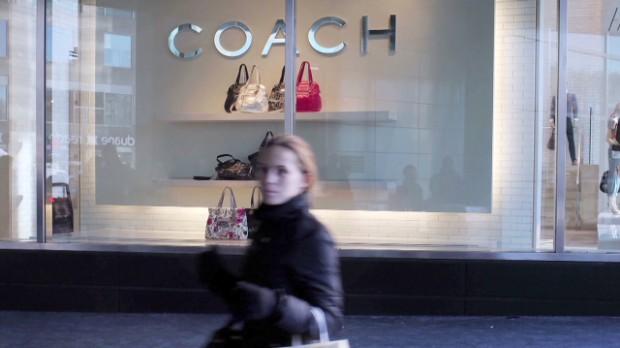Coach investors left holding the bag
