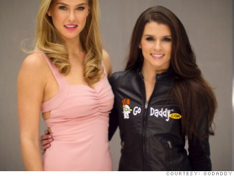super bowl godaddy danica patrick