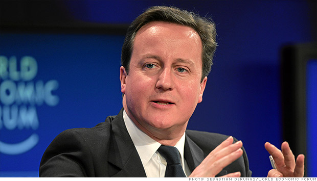 david cameron davos wef