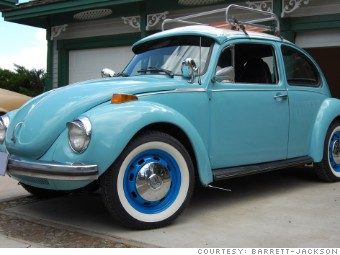 barrett jackson under 20k vw beetle