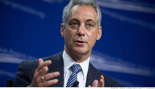 rahm emanuel chicago banks guns