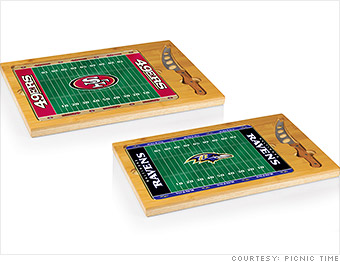 super bowl cheese boards