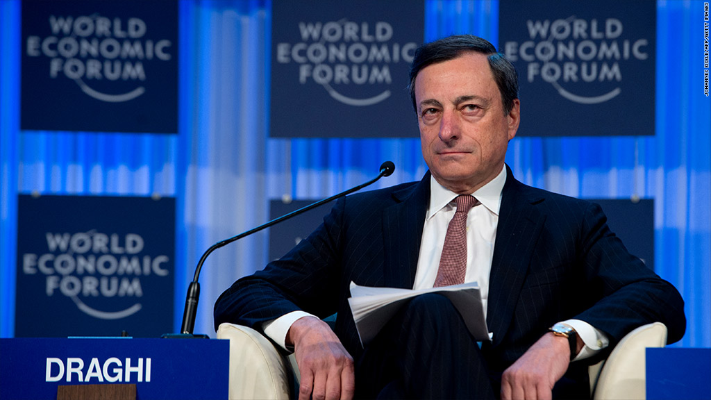mario draghi eurozone