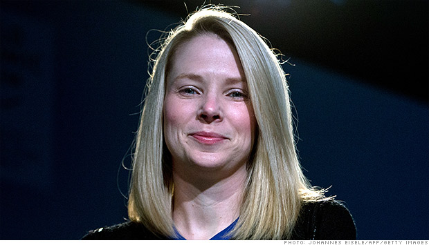 marissa mayer earnings