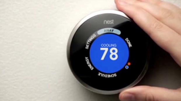 Nest's $249 thermostat costs $69 in parts