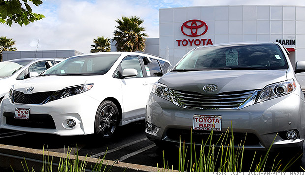 toyota car sales