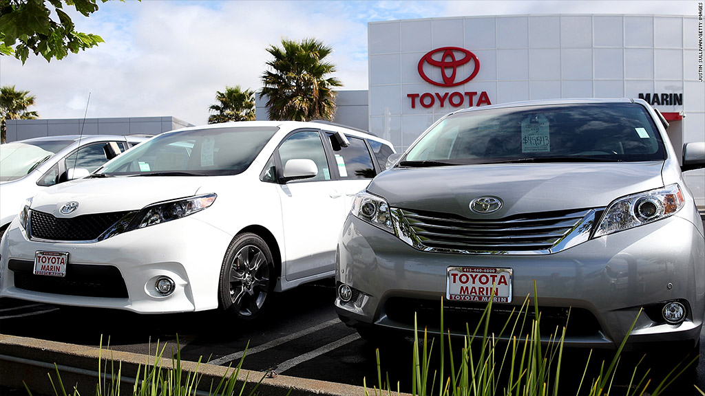toyota car sales