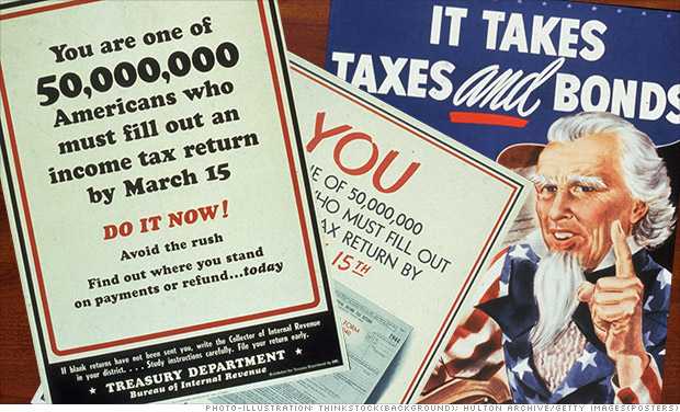 100 year tax anniversary