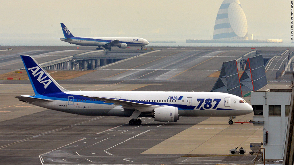 dreamliner 787 tarmac