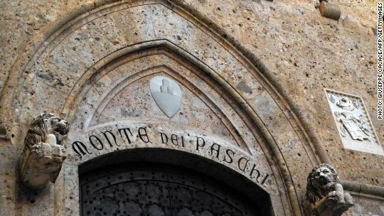Can the world's oldest bank survive Italy's upheaval?