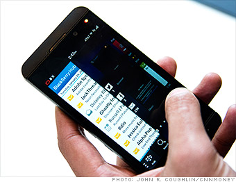 blackberry10 phone gallery